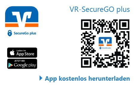 Mit der VR-SecureCARD-App erhalten Sie beim Online-Einkauf Ihre E-Commerce-TAN für die mit Mastercard® SecureCode™ oder Verified by Visa abgesicherte Kreditkartenzahlung per Push-Nachricht direkt auf die VR-SecureCARD-App.